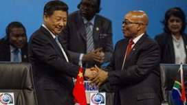 Africa-China exports fall by 40% after China slowdown | The Chinese Economy: Theme 4 Edexcel Economics | Scoop.it