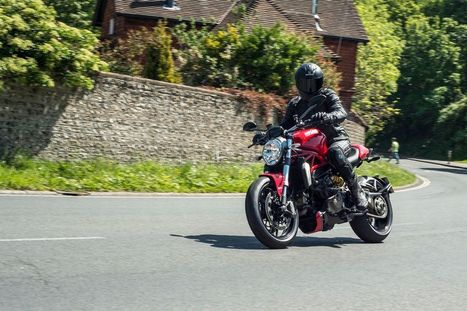 Review of the Ducati Monster 1200: Taming the beast | Ductalk Ducati News | Scoop.it