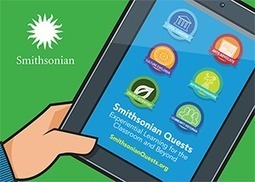 Smithsonian Quests™ | Digital Badging for the Classroom and Beyond | humanities in primary school | Scoop.it