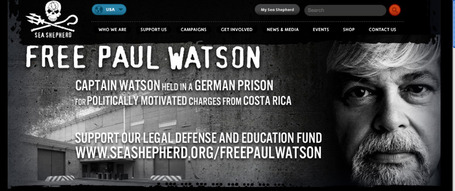 …Suite de l'affaire Paul Watson | Courant d'R - Lexpress | ...maboul,chachnikov... | Scoop.it