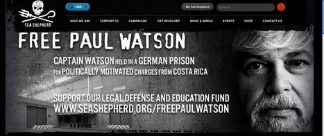 …Suite de l'affaire Paul Watson | Courant d'R - Lexpress | ...maboul,chachnikov... | Scoop.it