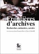 Biblio-trotter: Frontières d'archives   Et pourtant, elles font des trucs !   Scoop.it