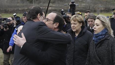 Crash de l'A320 : les politiques doivent-ils se rendre sur les lieux des tragédies? | Figarovox | Clemi - De la communication, politique, publique, publicitaire... | Scoop.it