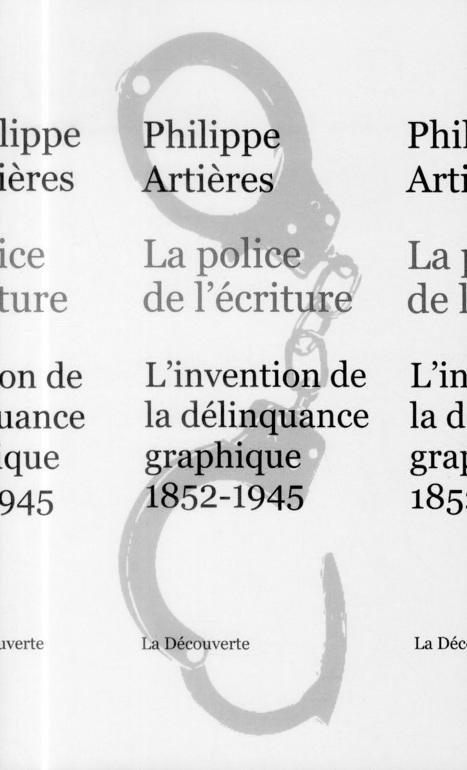 Police de l'écriture et prolifération des affic... | Ecriture | Scoop.it