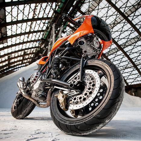 Ducati TT3 Difazio 900 SS | Cafe Racers | Scoop.it