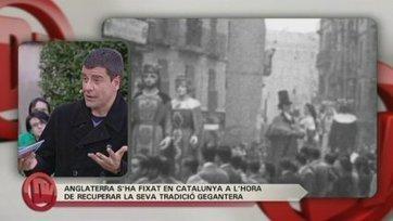 La tradició gegantera de Montbrió del Camp - Televisió de Catalunya | Gegants, tradicions i escola | Scoop.it