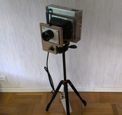 Large Format Camera | Electronique | Scoop.it