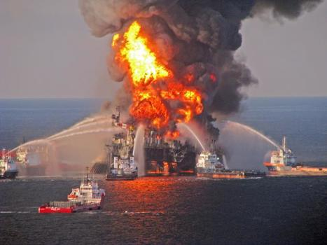 Why Did 'Shocking' Amounts of BP Oil Fall to the Seafloor? | Nature enviroment and life. | Scoop.it