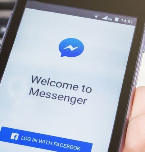 Messenger Rooms : Facebook revitalise les forums de discussion | Social media | Scoop.it