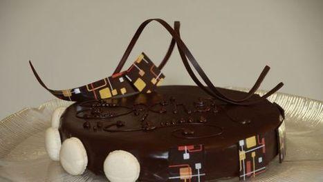 Le 5 decorazioni al cioccolato per torte spiegate passo dopo passo - Pinkblog.it (Blog) | Decorazioni dolci | Scoop.it