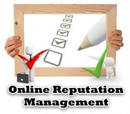 How to Manage Your Online Reputation With Your Brand | ClickCabin | click cabin | Scoop.it