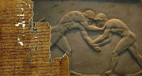 Ancient Greeks Fixed Matches 1,700 Years Ago   GreekReporter.com   Ancient Greece History   Scoop.it