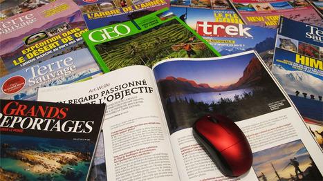 Dossier # 5: La presse magazine à l'heure du numérique [Horizons Médiatiques]   Actualité bibliothèques-archives   Scoop.it