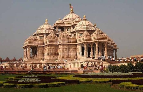 Ancient Indian Architecture - Crystalinks | Ancient Civilizations | Scoop.it