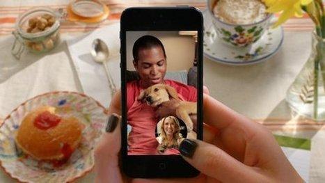 Snapchat breidt chatfuncties uit met audio, video en stickers | ekokooistra | Scoop.it