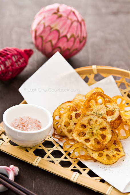 Renkon Chips | Lotus Root Chips | The Asian Food Gazette. | Scoop.it