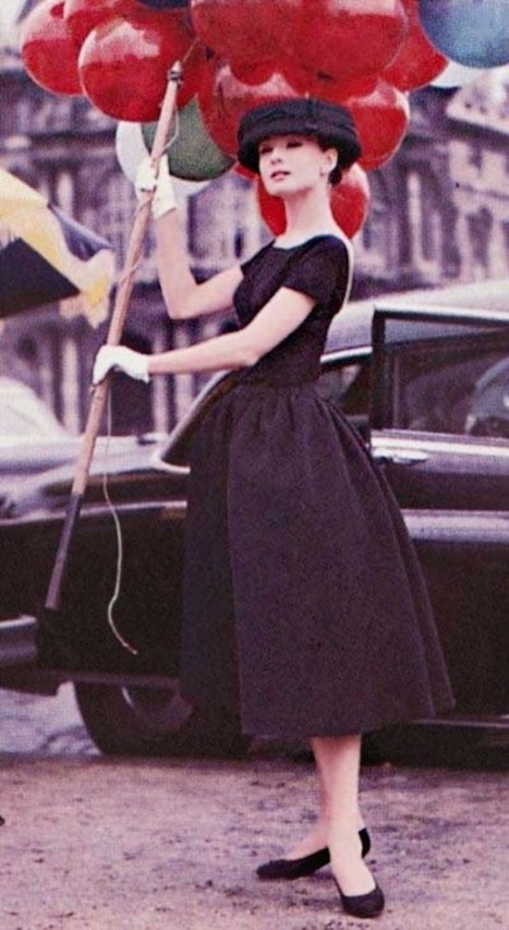 Iconic Fashionistas: Is It The Clothes or The Way They Wore Them? | Herstory | Scoop.it
