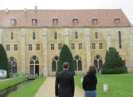 """L'abbaye de Royaumont restaurée enfin rendue au public   Office de Tourisme """"Roissy, Clé de France""""   Scoop.it"""