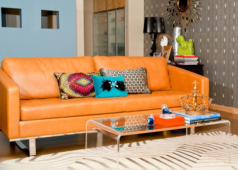 How to Get Your Accent Pillows Right   Designing Interiors   Scoop.it