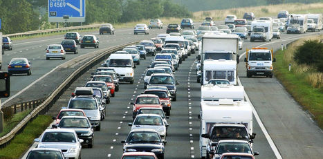 How maths and driverless cars could spell the end of traffic jams | Stage 6 General 2 | Scoop.it