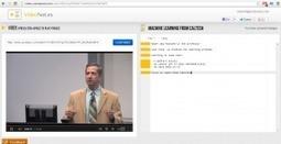 VideoNotes. Prendre des notes en regardant une video - Les Outils Tice   François MAGNAN  Formateur Consultant   Scoop.it