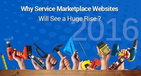 Why Service Marketplace Websites Will See A Huge Rise In 2016? | Thumbtack clone and Taskrabbit clone script, clones script | Scoop.it