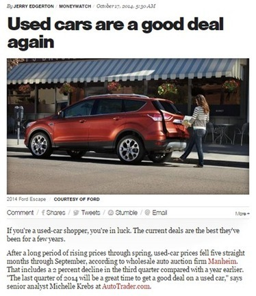 Now's the Right Time to Buy Used Cars in Indianapolis and Other Places | xtreme Motors | Scoop.it