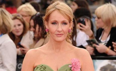 JK Rowling insultée sur Twitter - 20minutes.fr   Tendances, technologies, médias & réseaux sociaux : usages, évolution, statistiques   Scoop.it
