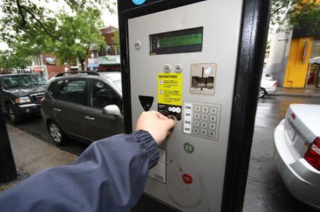 Le quart des automobilistes utilisent le paiement mobile pour louer un espace de stationnement | Smart Mobility | Scoop.it