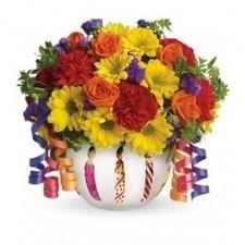 Brilliant Birthday Blooms - surreyflowers   surrey flowers   Scoop.it