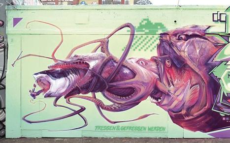5 POINTZ | The Institute of Higher Burning | Street culture | Scoop.it