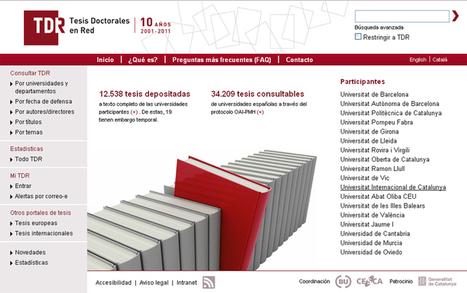 Repositorios institucionales | Biblioactual, el blog de la Biblioteca Virtual Murciasalud | REFERENCIA VIRTUAL - VIRTUAL REFERENCE | Scoop.it
