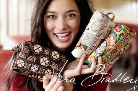 Up to 50% OFF Wallets & Wristlets at Vera Bradley | Promo Codes | Scoop.it
