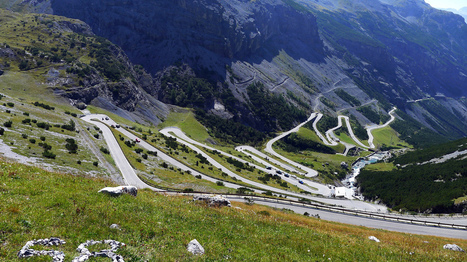 My Top 5 Must Drive Roads in Europe - My 30's Travel Blog | My30sTravelBlog | Scoop.it