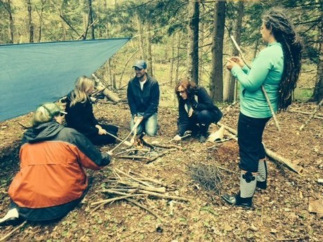 Five Days in the Forest | Outdoor Early Learning | Scoop.it