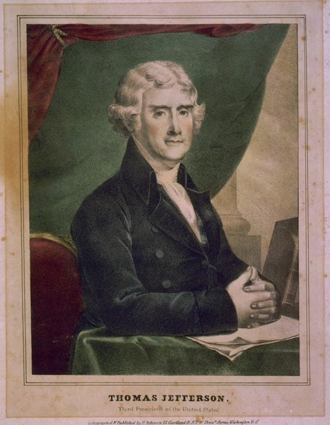 The fascinating history of how Jefferson and other Founding Fathers defended Muslim rights | Arts and Poetry | Scoop.it