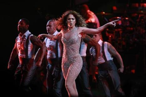 Jennifer Lopez in concerto a Shanghai | JIMIPARADISE! | Scoop.it