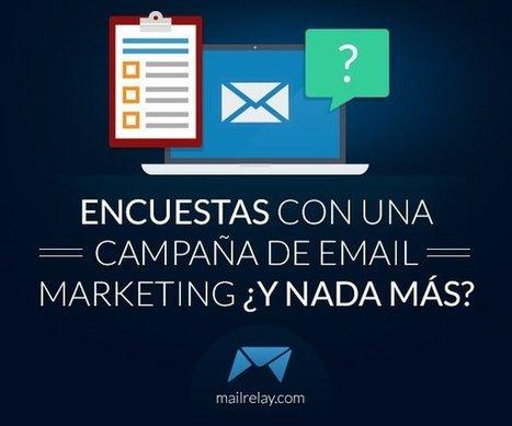 ¿Cómo hacer encuestas con una campaña de email marketing? ¿Y nada más? | Marketing & Social Media | Scoop.it