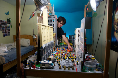 The Making of PAIRD: A Lego Action Film   MAKE   Acting Training   Scoop.it
