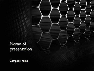 Composite Material Background Presentation Template | Presentation Templates | Scoop.it