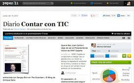 Contar con TIC: ¿Responsable o curador de contenidos? | Curador de Contenido | Scoop.it