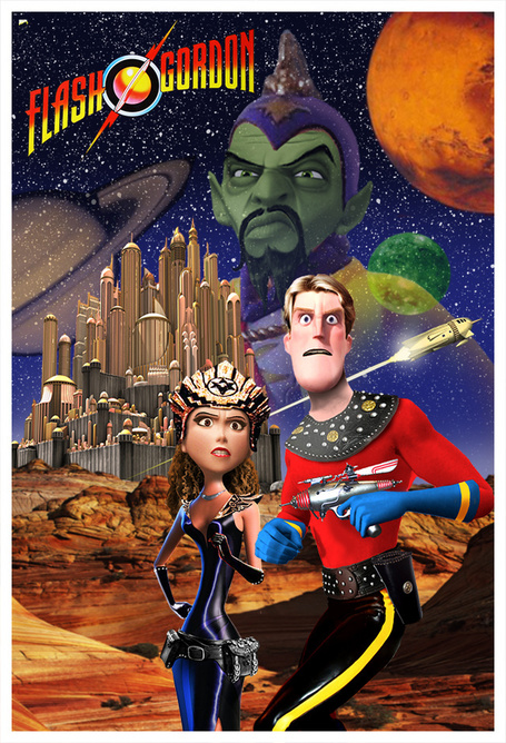 What if Pixar remade Flash Gordon and other pulp classics? | Science Fiction Future | Scoop.it