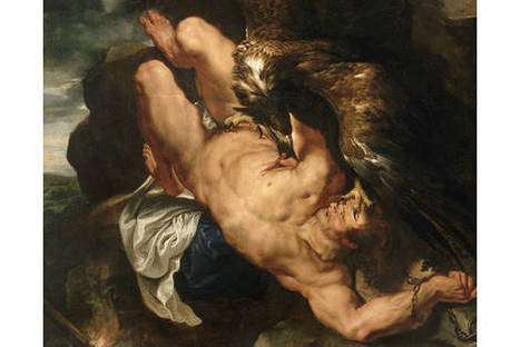 Wall Street Journal's Take : 'The Wrath of the Gods: Masterpieces by Rubens, Michelangelo, and Titian' Review - WSJ   Baroque   Scoop.it