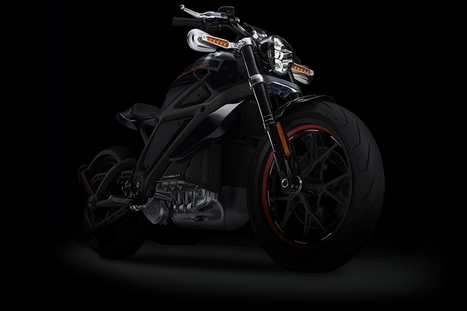 Harley-Davidson Electric Motorcycle | Life on Wheels | Scoop.it