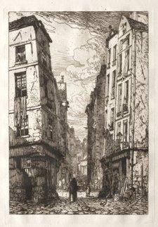 Le barbier et le pâtissier sanguinaire de l'île de la Cité | Blog Paris Insolite | Rhit Genealogie | Scoop.it