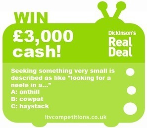 Real Deal Comp by ITV Competitions | ITV Competitions | Scoop.it