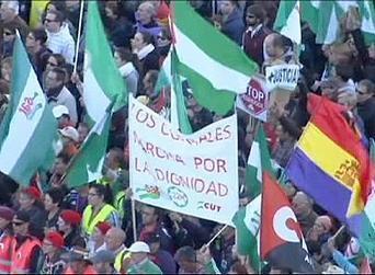 50.000 Indignés à Madrid pour refuser l'injustice sociale | indignados | Scoop.it