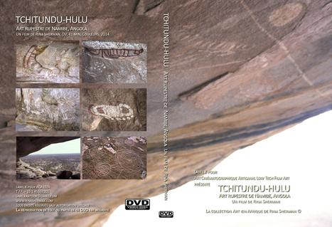 TCHITUNDU-HULU Rock Art | The Ovahimba Years - A Transmedia Visual Ethnography & Cultural Heritage Study | Scoop.it