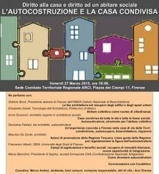 Autocostruzione e Casa condivisa, un incontro per parlarne | COHOUSING ITALIA | Scoop.it