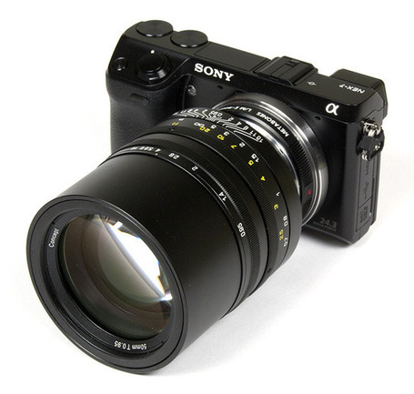 SLR Magic Hyperprime LM CINE 50mm T/0.95 on Sony NEX - Review / Test Report | Photography Gear News | Scoop.it